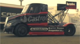 YouTube video-Castrol Freight-liner